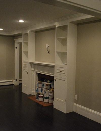 Living Room Finish