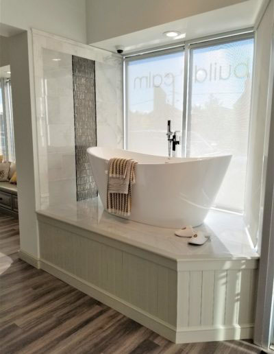 Soaking Tub - McGuire Kitchen and Bath Showroom in Wakefield MA