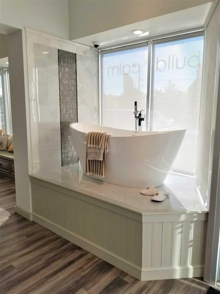 Soaking Tub - McGuire Kitchen and Bath Showroom in Wakefield MA