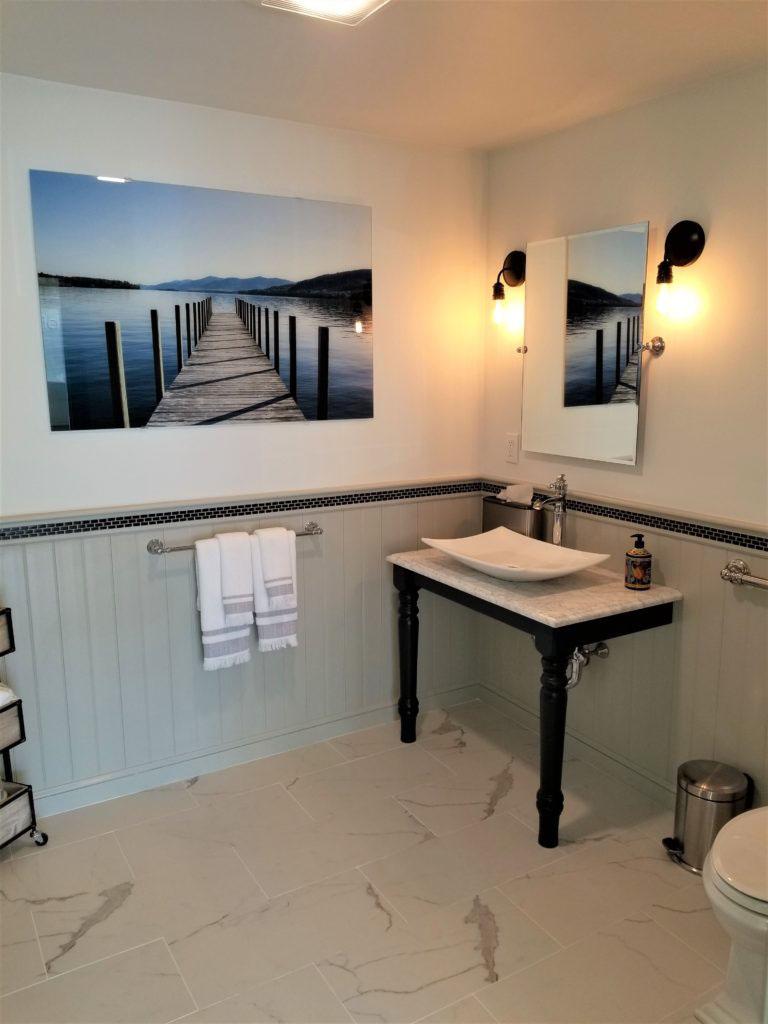 McGuire + Co. Kitchen and Bath Showroom in Wakefield MA
