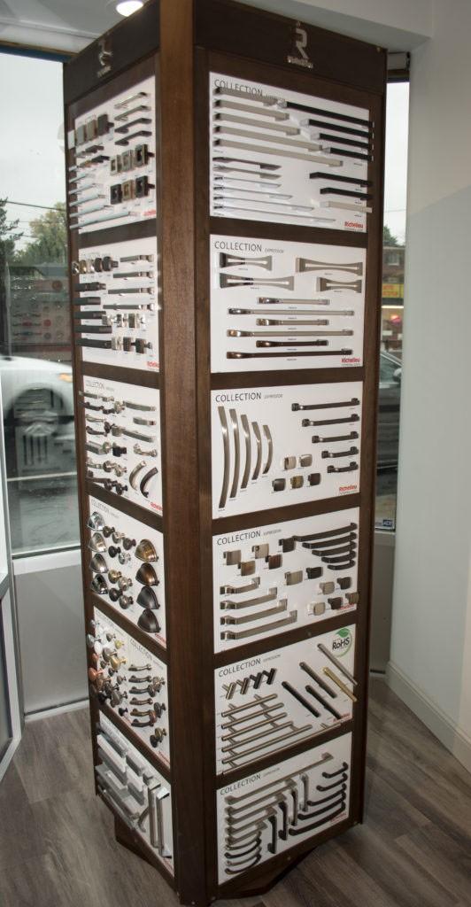 Cabinet Hardware - McGuire Kitchen and Bath Showroom in Wakefield MA