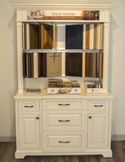 Tedd Wood Fine Cabinetry - McGuire Kitchen and Bath Showroom