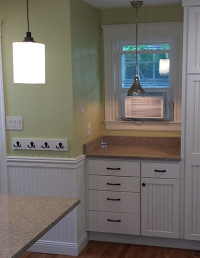 cabinets green kitchen