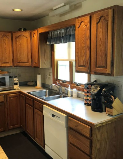 Peabody Kitchen Before
