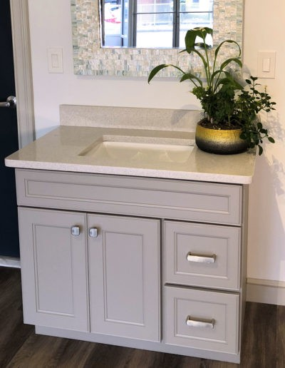Bathroom Vanity McGuire Kitchen Bath Showroom in Wakefield MA