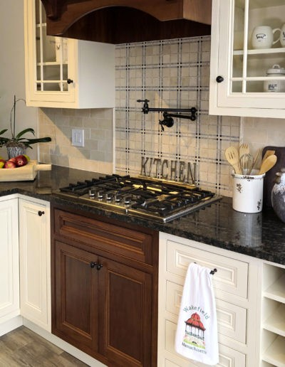 Tedd Wood Kitchen Cabinets - McGuire Kitchen and Bath Showroom