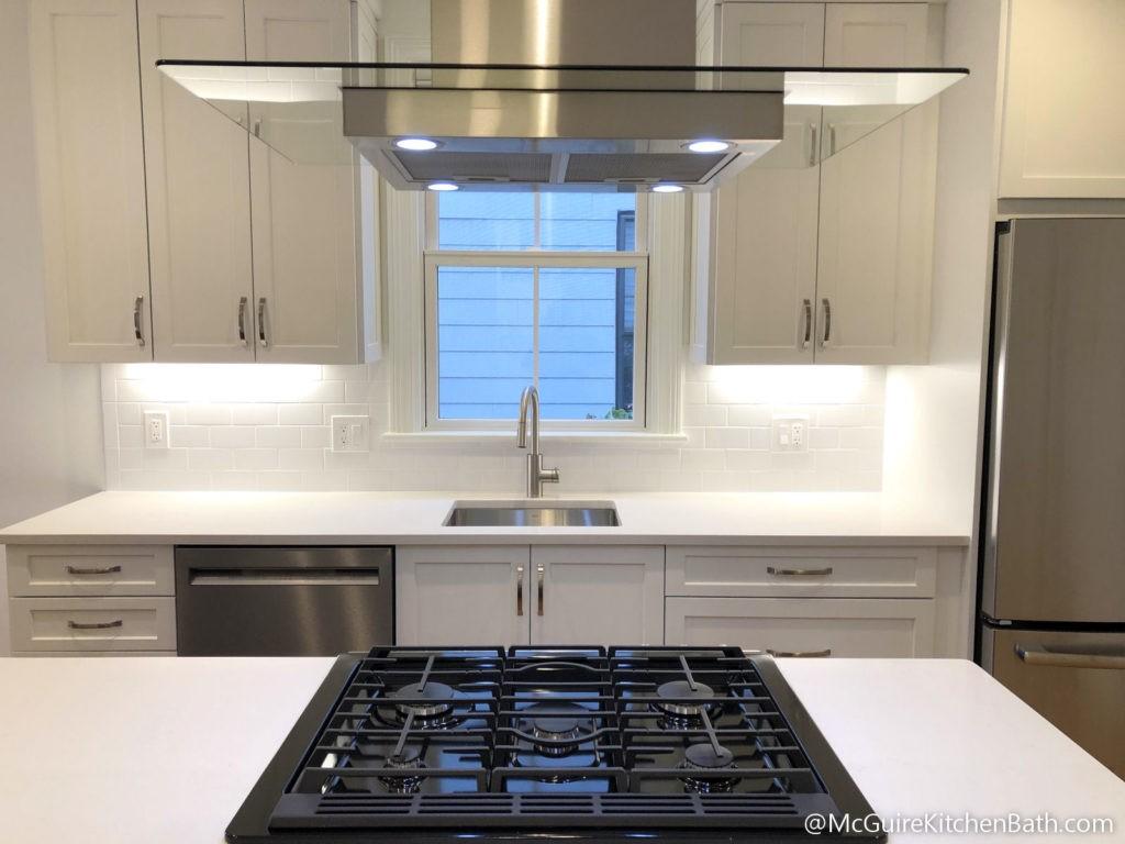 Cambridge Condo Remodel - Kitchen Cabinets