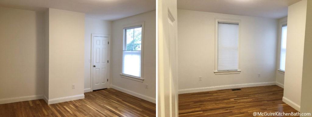 Cambridge Condo Remodel - Bedrooms