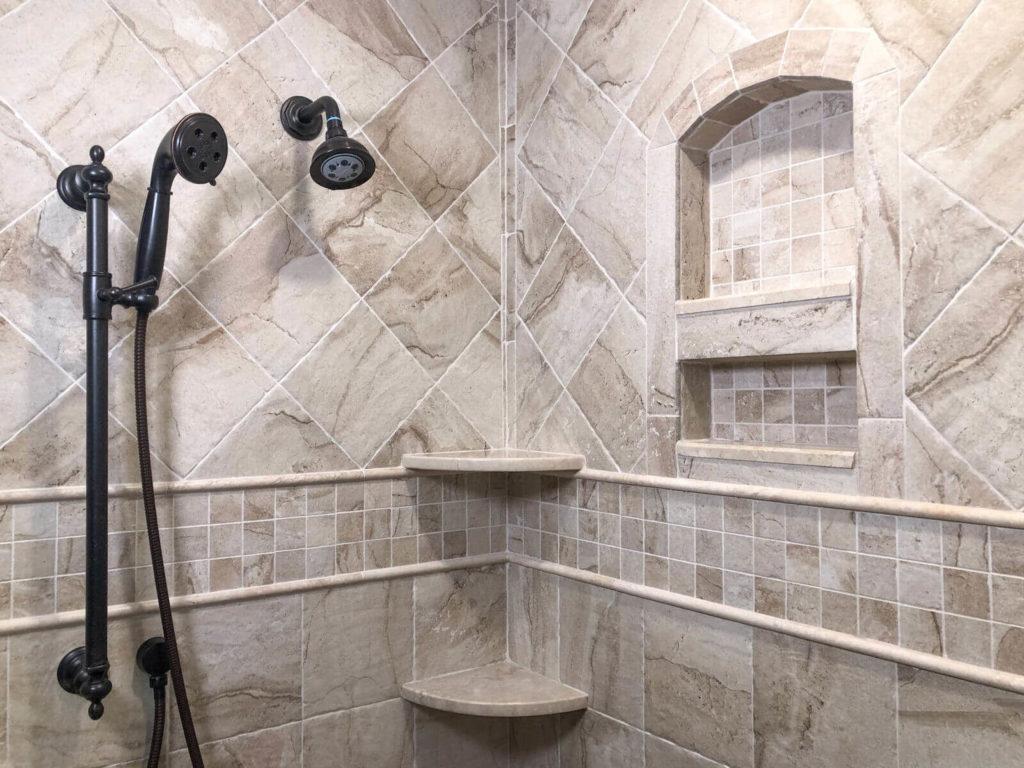 Medford Bathroom Remodel Custom Shower