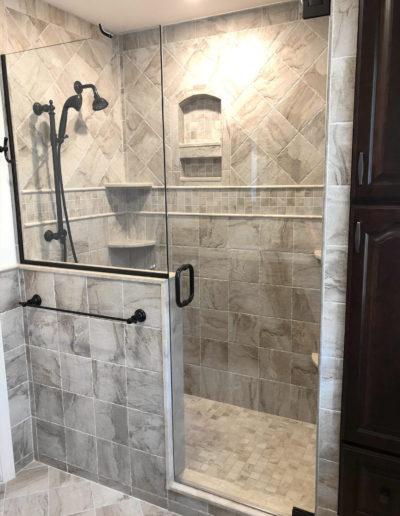Medford Custom Shower