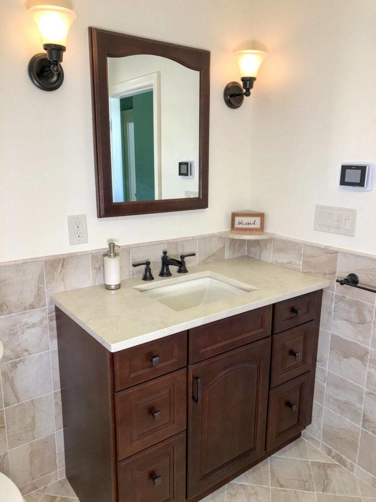 Medford Bathroom Remodel