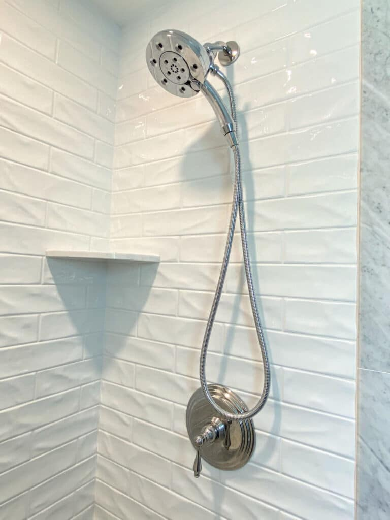 Melrose Bathroom Remodel - McGuire Kitchen Bath Wakefield MA