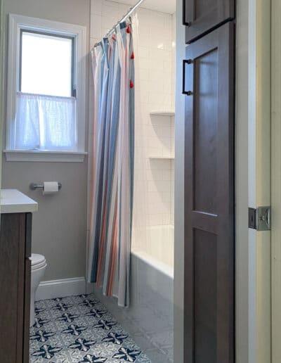 Wakefield Bathroom After