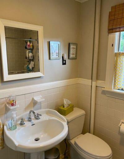 Wakefield Bathroom Before