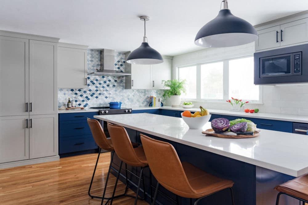 Lakeshore Kitchen Remodel Wakefield MA