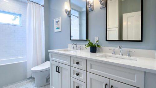 Classic Victorian Bathroom Remodel