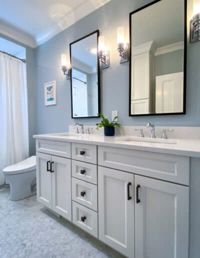 Victorian Bathroom After