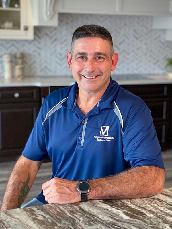 Robert McGuire, Owner