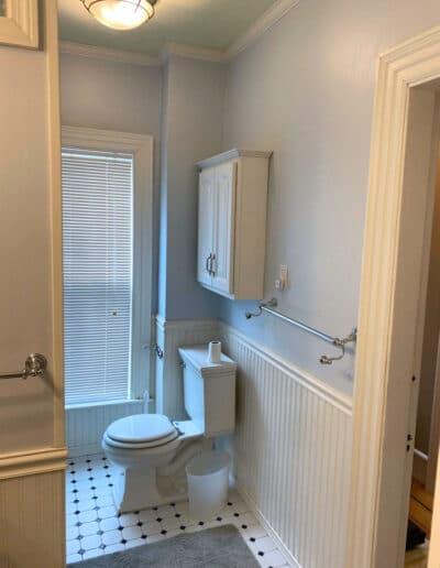 Victorian Bathroom Before