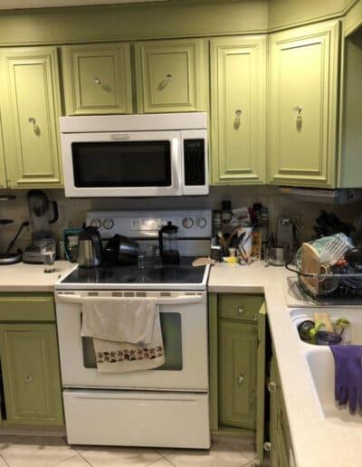 Wakefield Kitchen Before