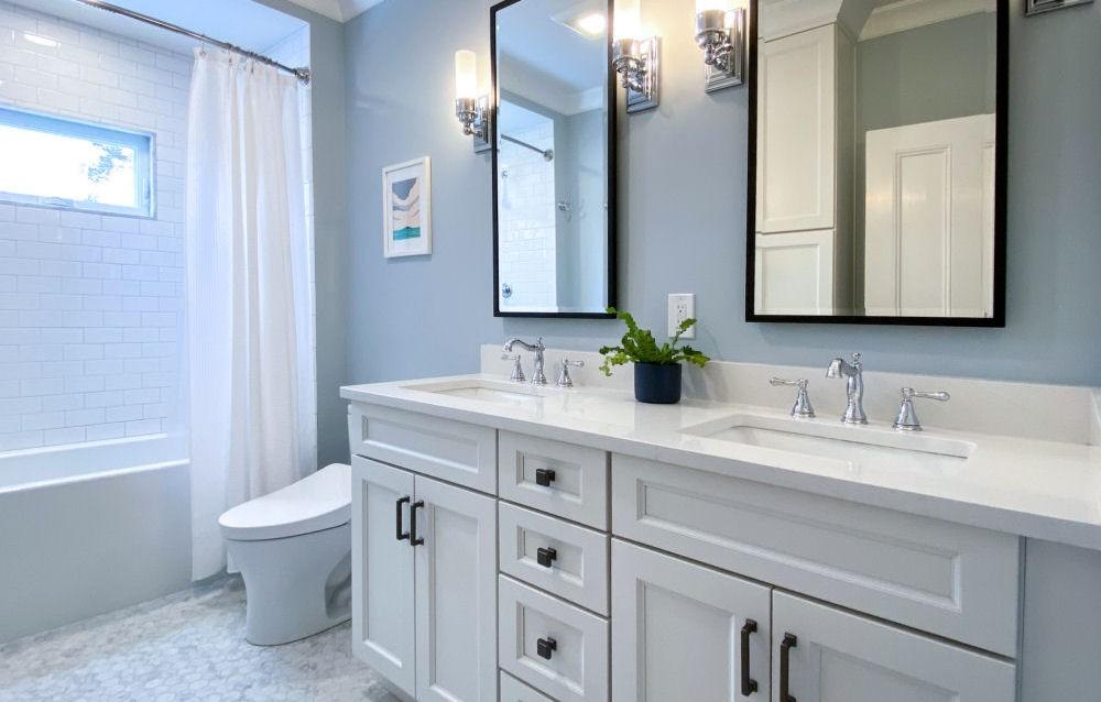 Bathroom Design Melrose MA - McGuire Kitchen Bath