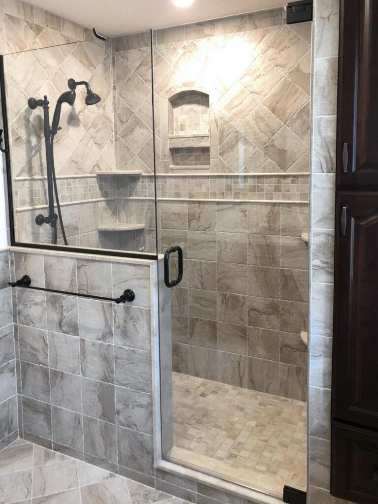 Bathroom Remodel Custom Shower Medford MA