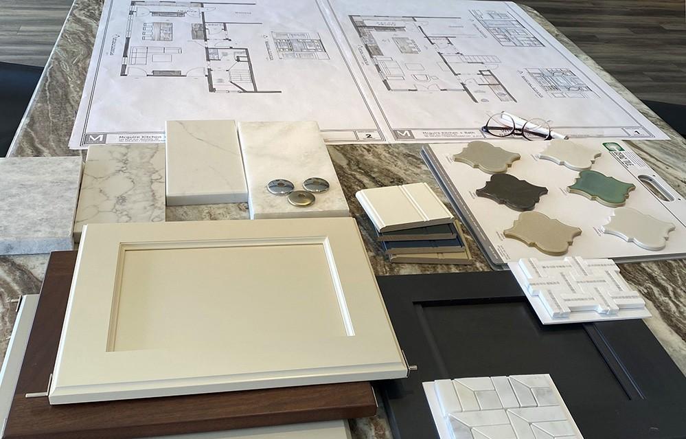 Design-build Wakefield MA - McGuire Kitchen Bath