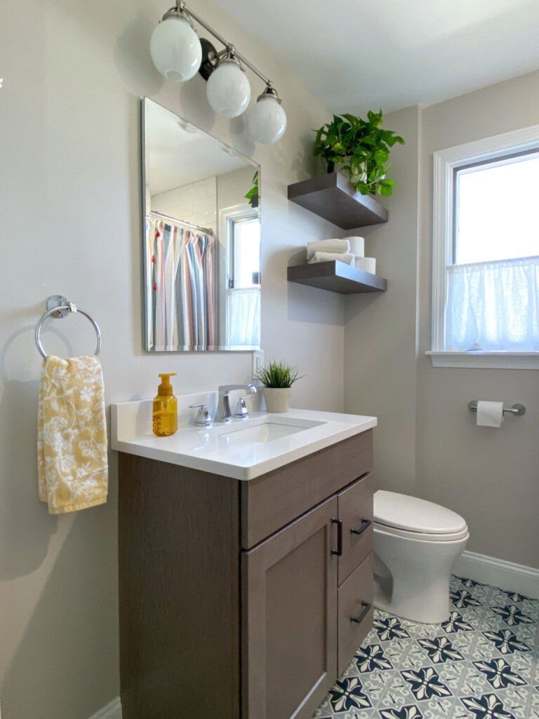 Family Bathroom Remodel Wakefield MA