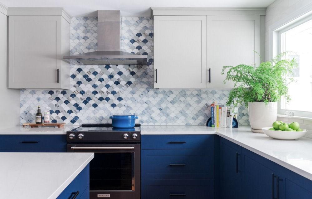 Kitchen design Wakefiield, MA