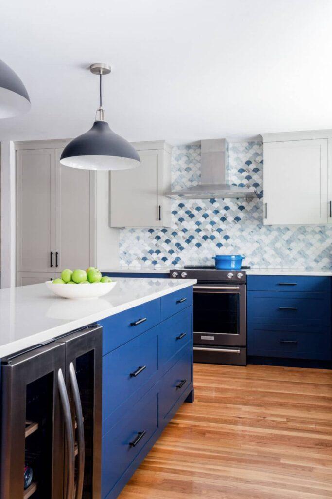 Lakeshore Kitchen Remodel