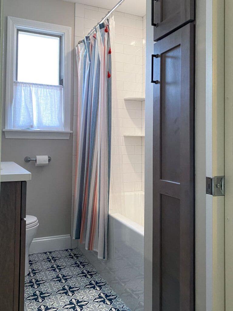 Family Bathroom Remodel Wakefield, MA