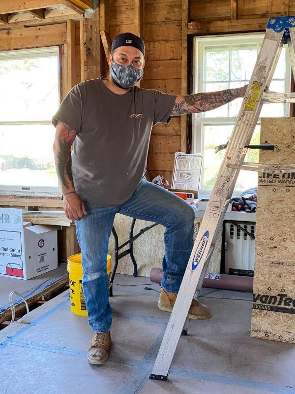 Nuno Fernandes - Carpenter Apprentice