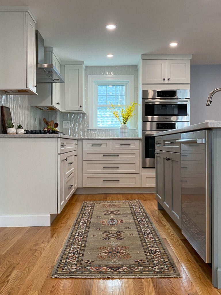 AFTER Wakefield MA Kitchen Remodel
