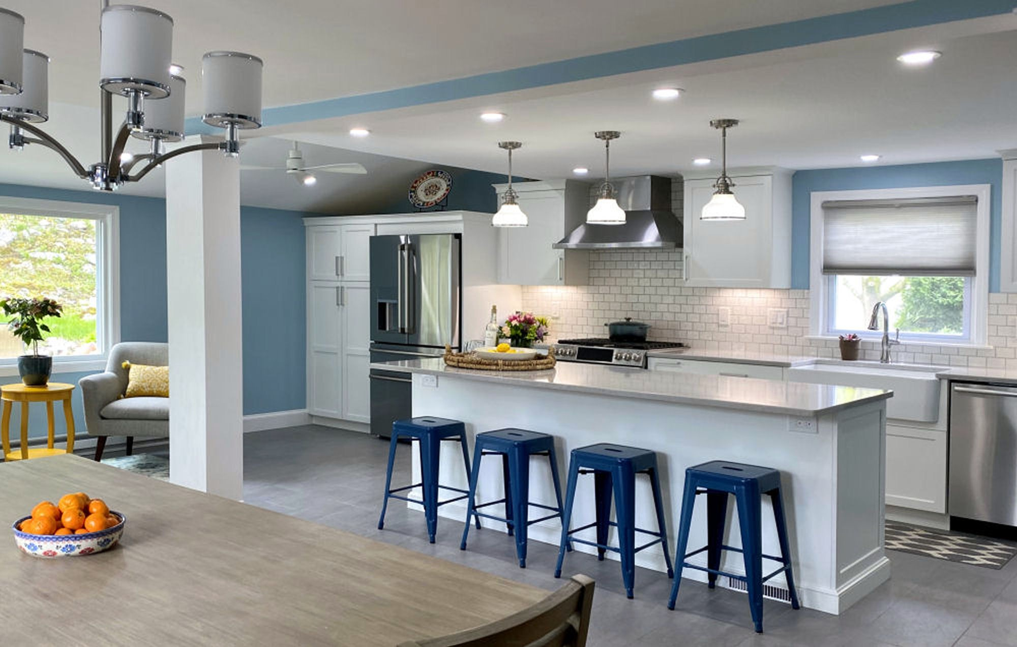 Kitchen Remodel Saugus MA Project Trifecta