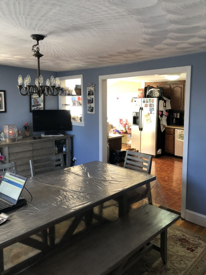 BEFORE Saugus Kitchen Remodel